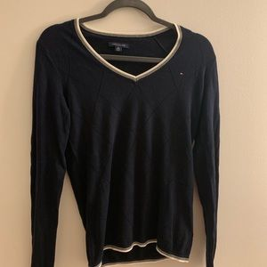 Navy blue Tommy Hilfiger sweater